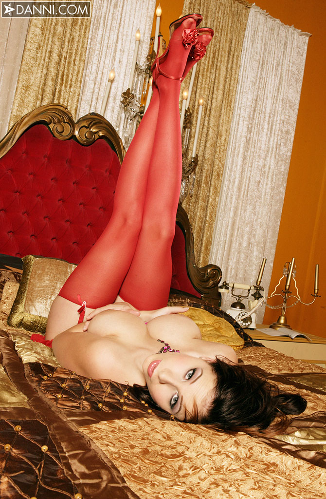 Gianna Michaels Stockings